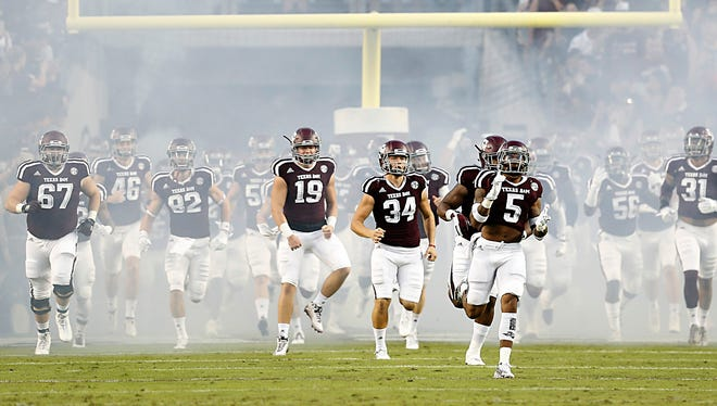 Texas A&M will have a legitimate shot at the Playoff it wins out this season.