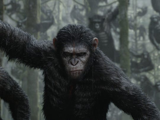 planet of the apes the unlikely evolution of andy serkis caesar