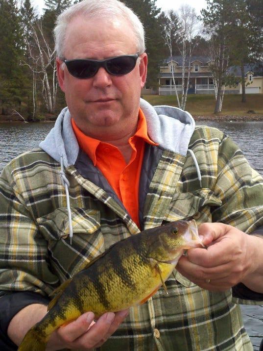 Eagle river fishing report for nov 16 for Eagle river fishing report