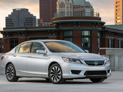 Accord Hybrid S Pluses Wipe Out Minuses