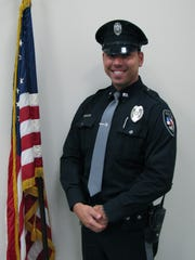 Ocean Gate Police Officer Jason Marles