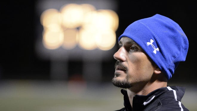 Mountain Home High head football coach David Joyce is seeing progress in the program after battling low numbers during his first season with the Bombers.