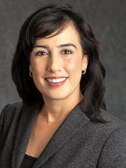 Monica Vargas-Mahar, new market chief operating officer, for The Hospitals of Providence. She also is CEO of the Sierra hospital campus.