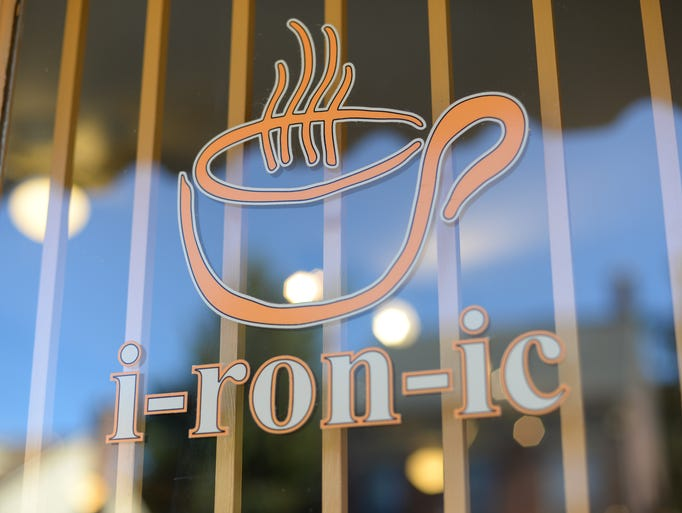 i-ron-ic will offer $1 off Americanos all day on National