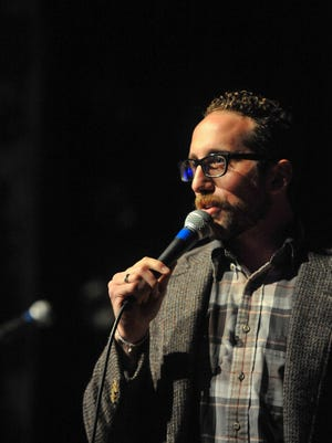 Wilmington native and New York City comedian Ian Fidance comes home to headline a pair of shows Friday at 7 and 9 p.m. at Spaceboy Clothing on Market Street in Wilmington.