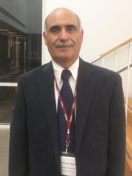 Mohammad K. Azarian