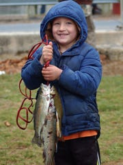 Having a pair of openers for trout in Pennsylvania should bring success for young and old alike.