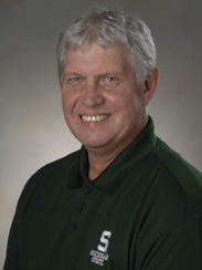 Howard Russell is a Michigan State University entomologist