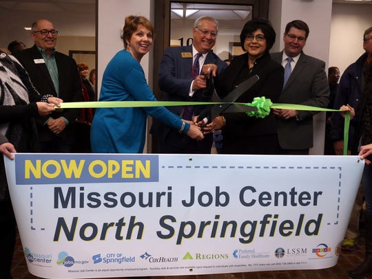 A new north-side Missouri Job Center opened in November
