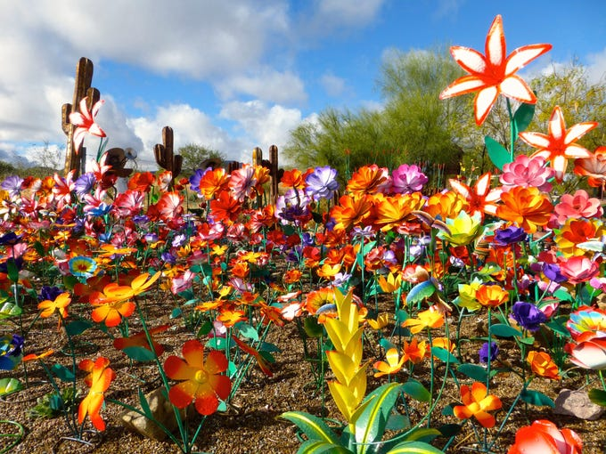 Tubac is a blending of art galleries, gift shops featuring