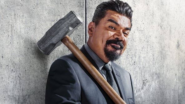 Comedian George Lopez performs Feb. 17 at UPAC, Kingston.