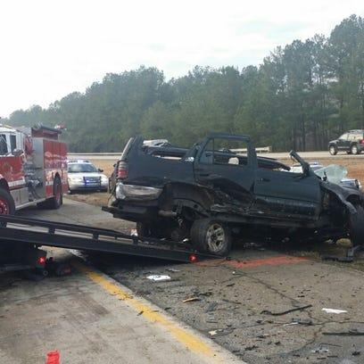I-77 North Accident Near Blythewood