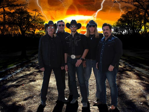 The Voodoo Cowboys perform Aug. 28-29at Gilley's at
