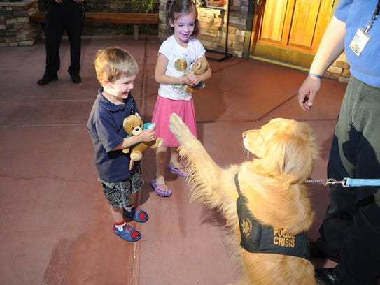 Fozzie served the Scottsdale Police Department for