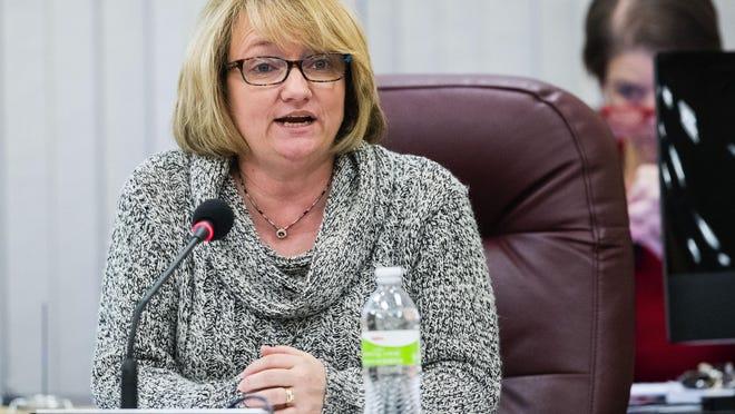 Springfield School superintendent Jennifer Gill.