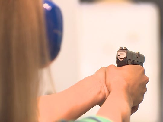 According to Pew Research, gun ownership is more common among men than women,  with two-thirds of gun owners citing protection as a major reason for owning a gun.