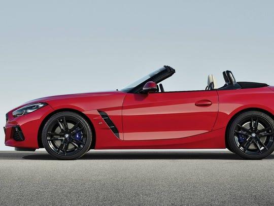 BMW Roadster Z4 M40i