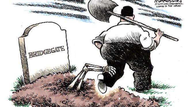 Jimmy Margulies cartoon for Sunday, Feb. 19