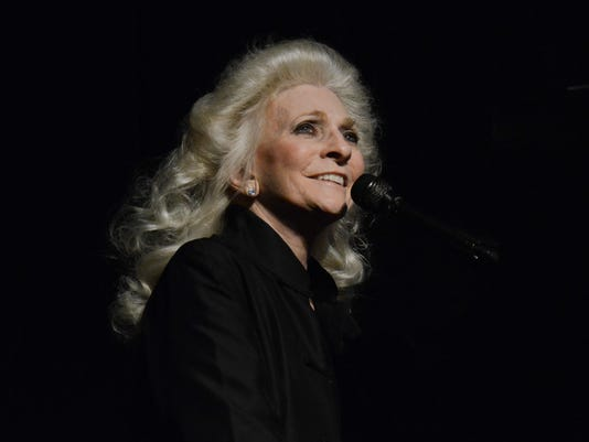 Songwriter Judy Collins
