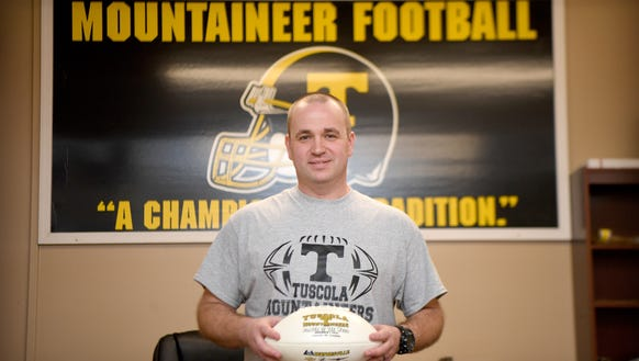 JT Postell was named the new head coach of the Tuscola