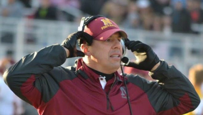 Tom Dosch went 53-57 in 10 years as Northern State's head coach.