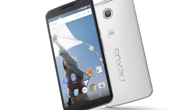Google's Nexus 6 is one fabulous phablet The phone boasts a nearly 6-inch screen.