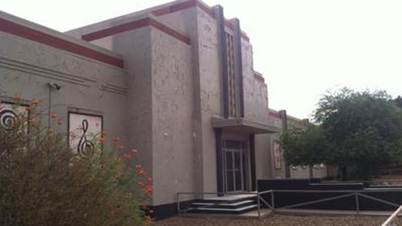 Depression-era State Fair Civic Building, saved, for now, from the bulldozer's wrath
