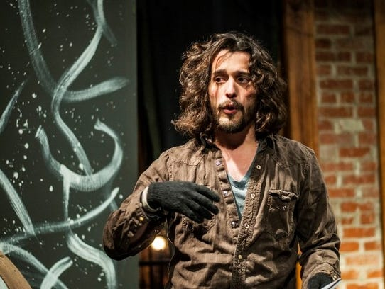 Barry McMullen stars in Le Theatre Du Grand Guignol: