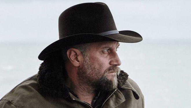 "Francois Damiens stars in ""Les Cowboys."""