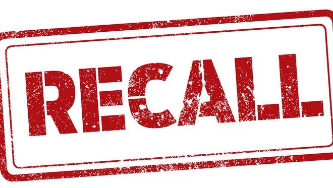Recall logo