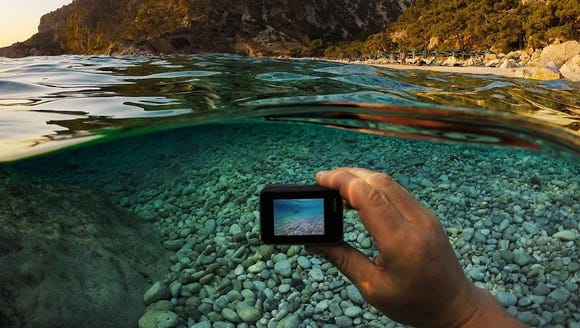 Capture your memories with a GoPro hero that goes where