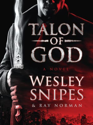 'Talon of God' by Wesley Snipes and Ray Norman