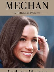"'Meghan: A Hollywood Princess"" by Andrew Morton"