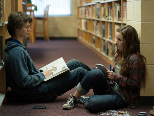 "Ansel Elgort and Kaitlyn Dever star in ""Men, Women & Children, which is directed by Jason Reitman of ""Juno"" fame."