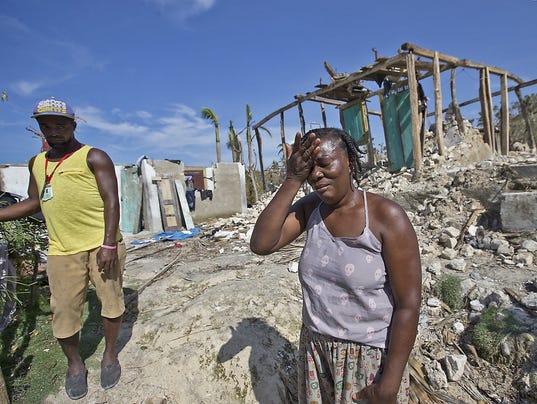Haiti Hurricane Matthew TPS Status