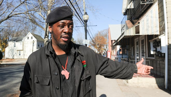 Tyrone Kemet of Dover talks about the case against Dover Police officer Cpl. Thomas Webster and the second-degree assault trial against him.