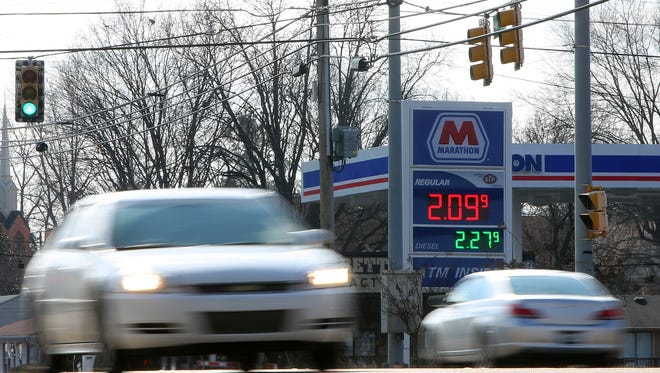 Gas prices nationally are the highest since 2015, according to AAA,  but Tennessee is still one of the cheapest places to fill your tank.