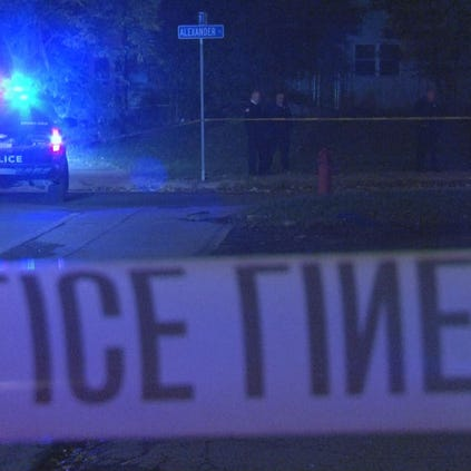 Buffalo Police say two men were shot at East Ferry