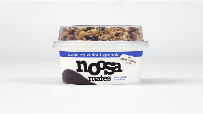 Noosa Yoghurt has unveiled five new flavors for 2018.