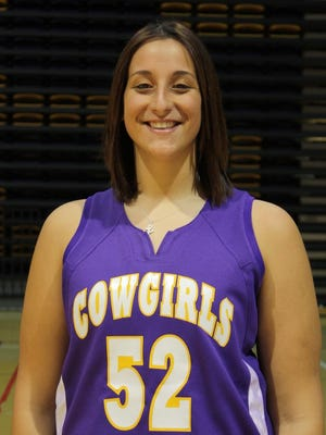 Former Hardin-Simmons women's basketball player Lindsey Newcombe