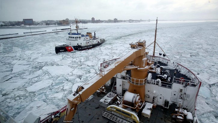 A new icebreaker for the Great Lakes? It's far from certain