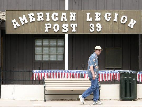 American Legion Post 39 ‹(1935)