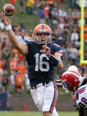 """After being the """"odd man out"""" in the Virginia starting QB battle in 2012, Michael Rocco transferred to Richmond, and faces his old team for the first time on Saturday."""