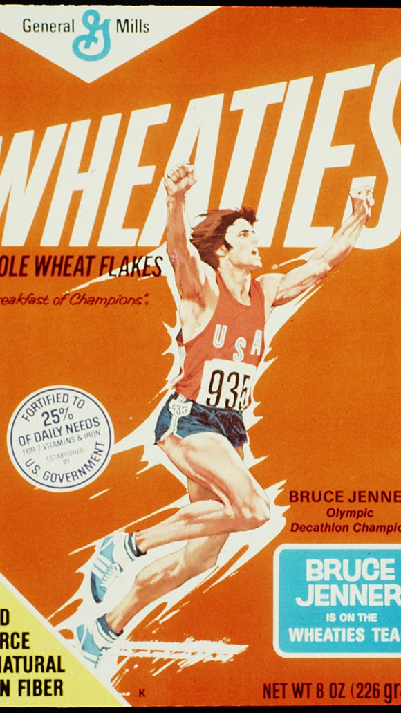 Sellers Are Cashing In On Bruce Jenner Wheaties Boxes