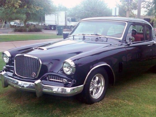 Desert Daves Classic Car Show - Fountain hills car show