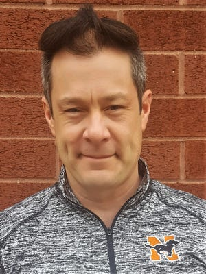 Gordie Brown takes over as the new varsity boys hockey coach at Northville High.