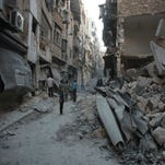 Aid convoy attacked as Syria declares end to week-old cease-fire