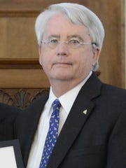 """Fournier """"Boots"""" Gale, seen in this 2013 file photo, resigned as general counsel for the Business Council of Alabama on Tuesday."""
