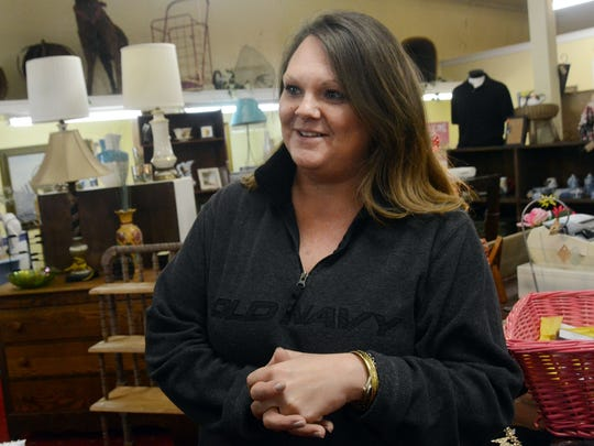 Lacy Duran, who co-owns The Thrift Shop in downtown Leesville with her sister Stephanie West, said Fort Polk is very important to the business.