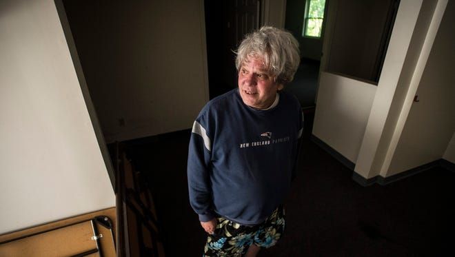 When Jon Svitavsky looks at the former MP103.3 building near the corner of Dorset Street and San Remo Drive in South Burlington, he sees possibilities. Svitavsky, a long-time advocate for the homeless, hopes to convert the building into a shelter.